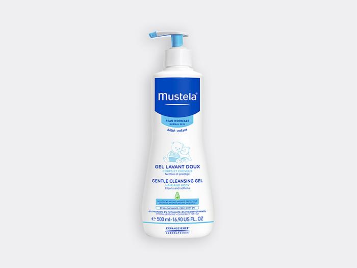 Best Baby Body Wash Mustela