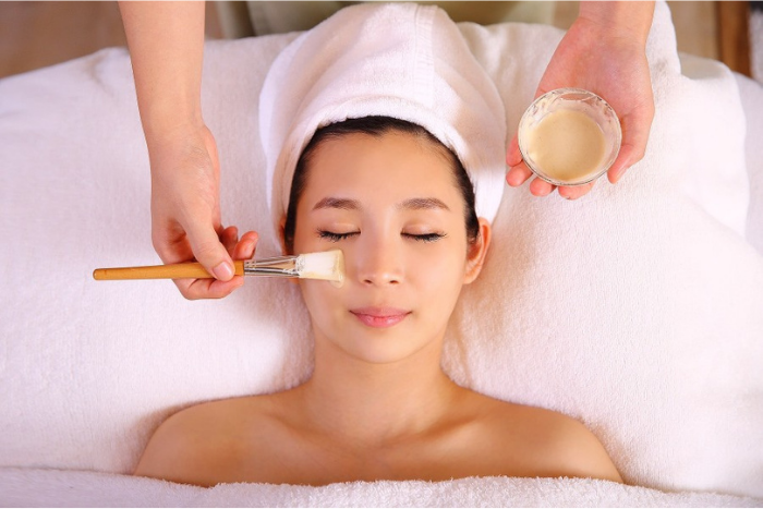 Best Maskne Facial Singapore Ikeda Spa