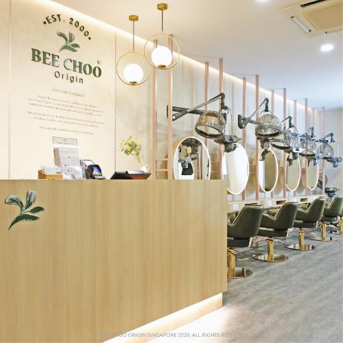 Best Scalp Treatments Singapore Bee Choo Origin