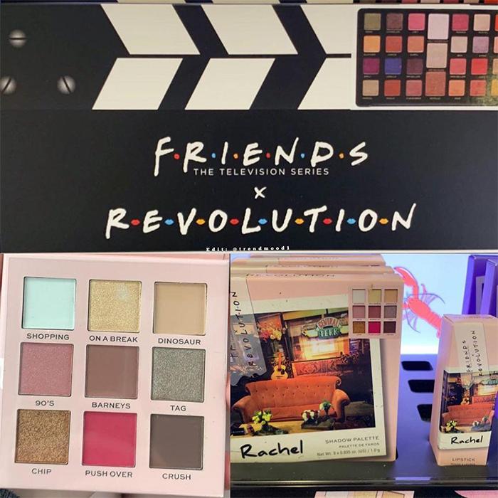 ¡Friends lanza su propia colección de maquillaje!