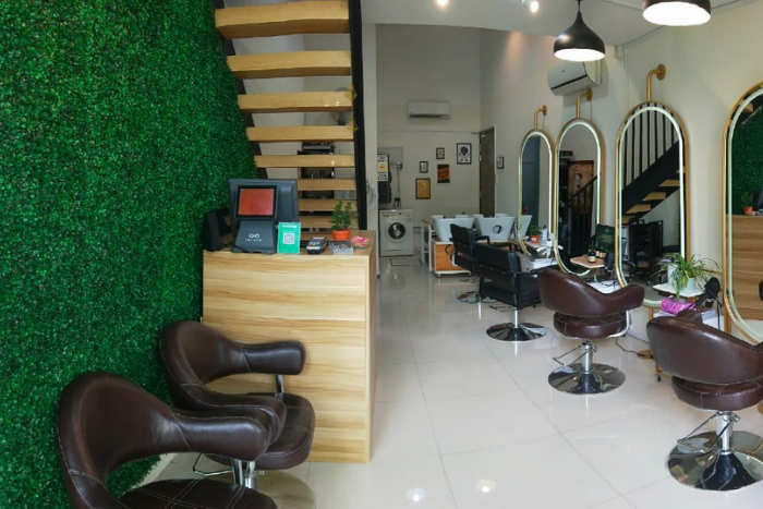 Gc Hairdressing Interior 2020