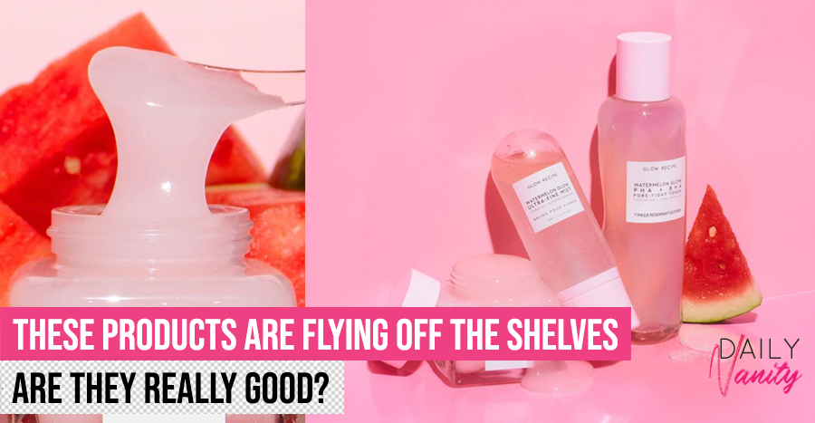 Glow Recipe review: Does the Watermelon range fare well in our humid Singapore weather?