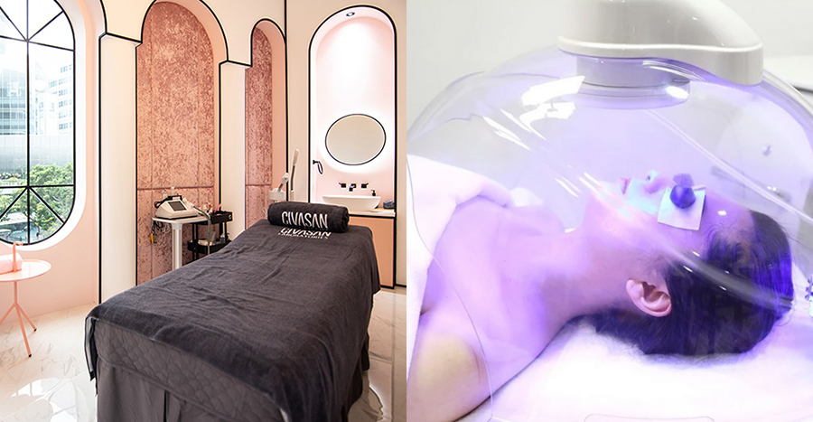 "Best Korean facials in Singapore that will give you glowy, ""glass skin"" in one session"