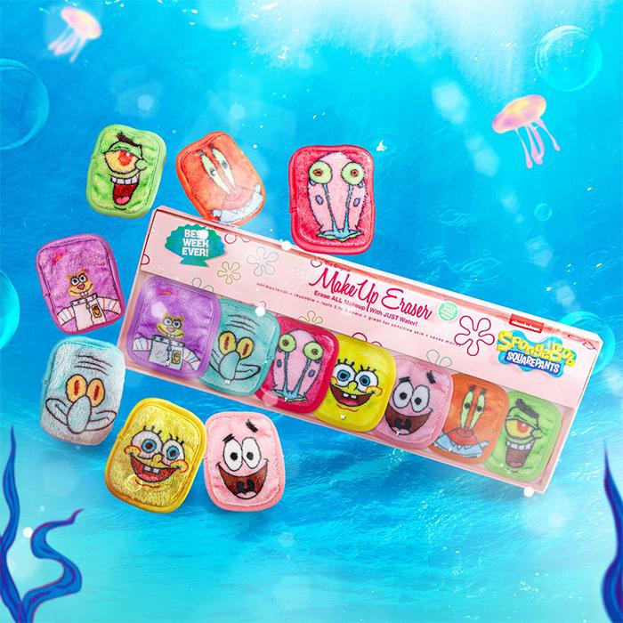 Makeup Eraser Spongebob2