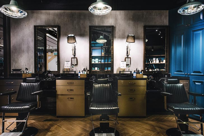 Mens Grooming Singapore Sultans Of Shave Interior Front