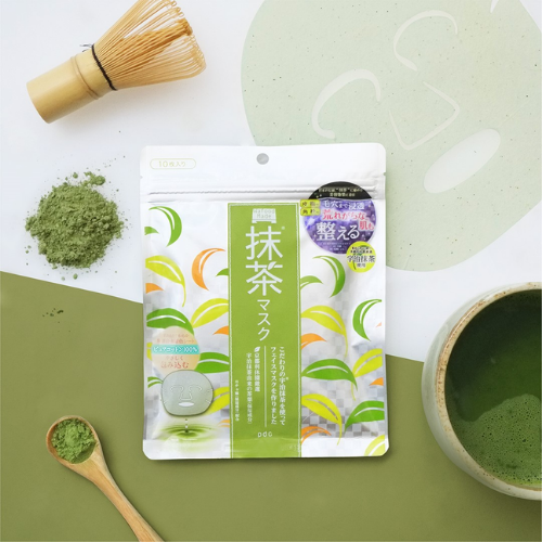 Pdc Wafood Made Review Uji Matcha Mask