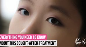 Ptosis Surgery Droopy Eyelids Featured Image