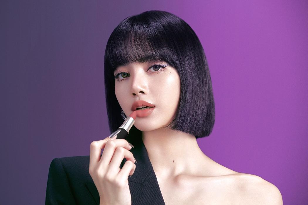 Blackpink Lisa X Mac Cosmetics