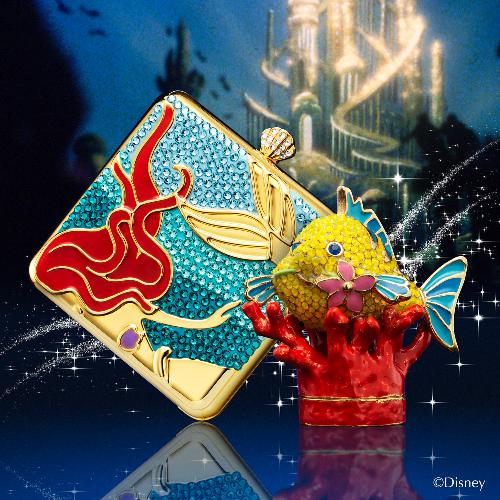 Estée Lauder X Disney Ariel