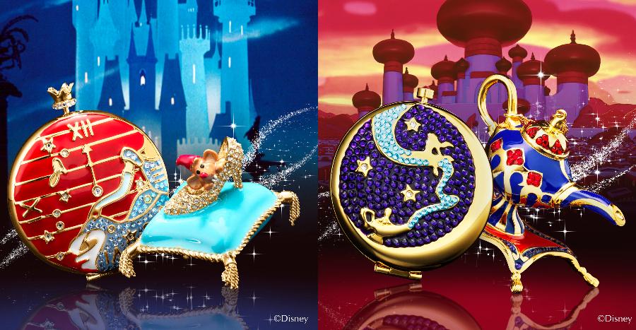 Estée Lauder X Disney Collection
