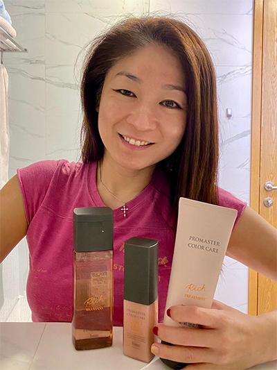 Hoyu Promaster 3 Step Treatment Jessica Products