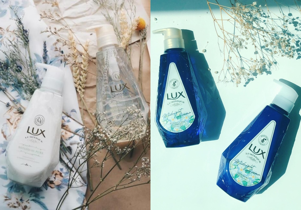 Lux Botanical Pure And Midnight Aroma Gentle Botanical Ranges