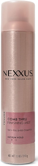 Nexxus Comb Thru Finishing Mist Hair Spray For Volume