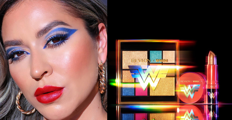 We saw the looks created with the Revlon x WW84 makeup collection and are absolutely blown away!