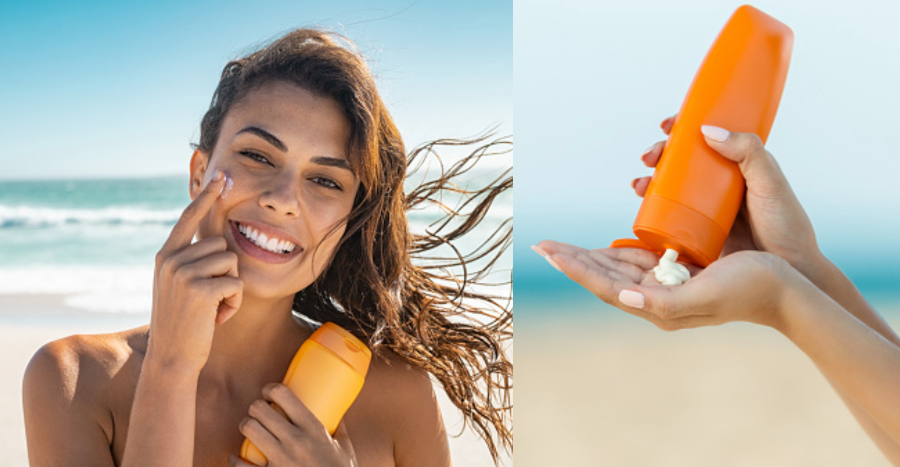 Find the best sunscreen for your skin type that fits your lifestyle with this quiz!