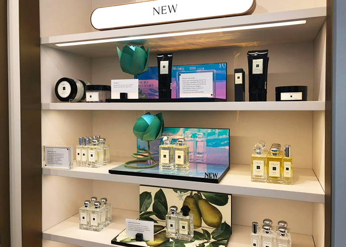 Bhg Bugis Beauty Hall Jo Malone Counter New