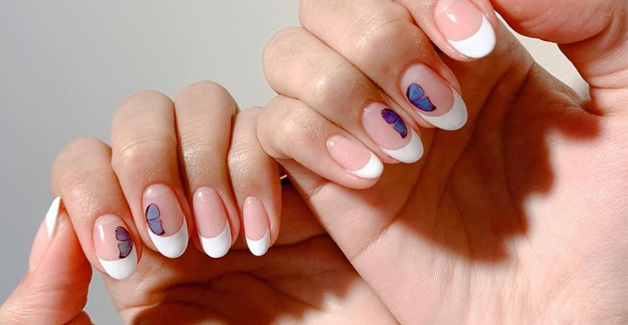 Butterfly Nails Featured Image