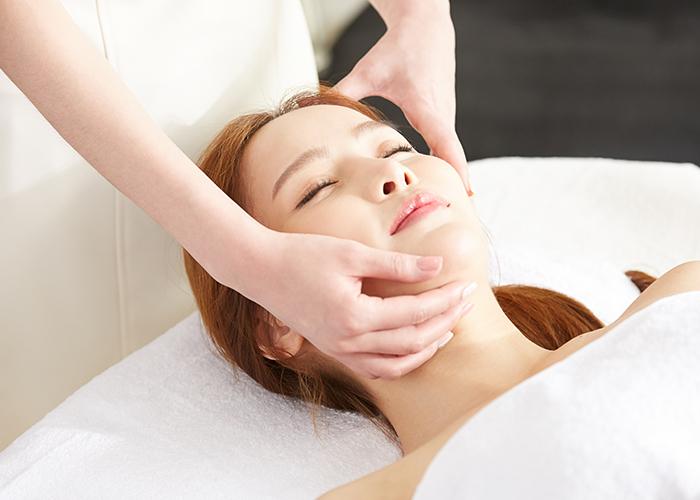 go hyun jung beauty secrets facial stretches