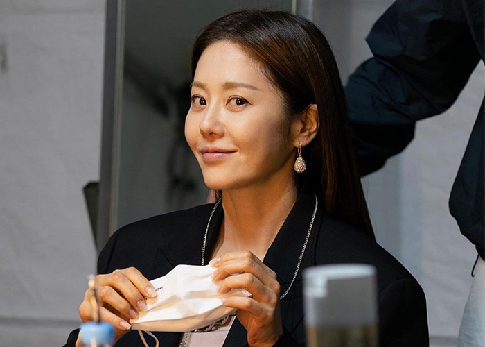 go hyun jung beauty secrets