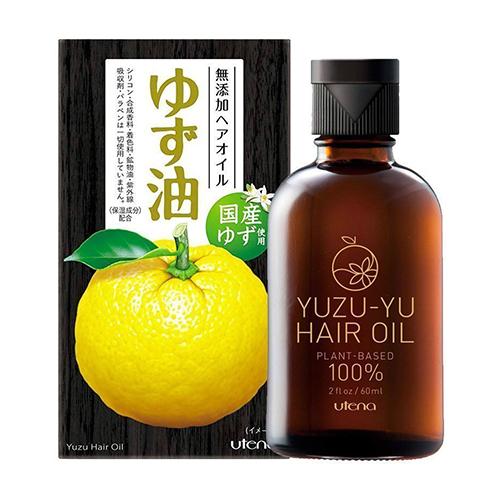 Utena Hair Oil Yuzu-Yu