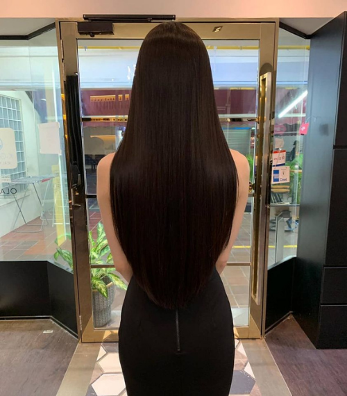 Keratin Treatment Singapore Full House Salon Cinderella Hair Treatment