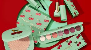 Marc Jacobs Beauty Very Merry Cherry Collection Featured Image