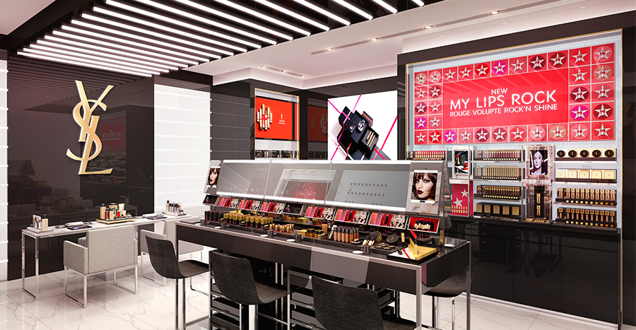 7 new beauty stores and counters with unique retail experiences to offer