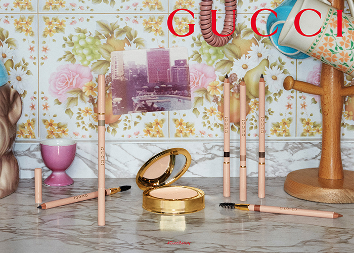 New Beauty Stores Counters Oct Gucci Makeup