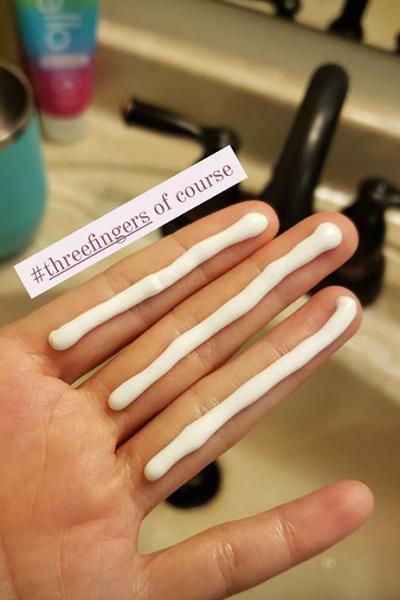 Sunscreen Myths Three Fingers Fiddysnails