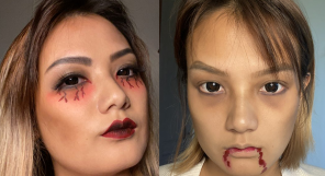 Vampire Makeup Tutorials For Beginners 1