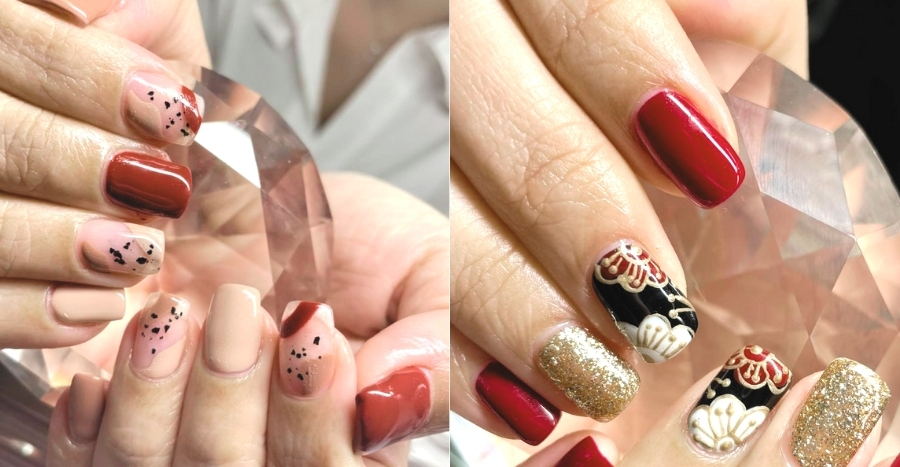13 cheap gelish manicures and pedicures below S$30 to go for