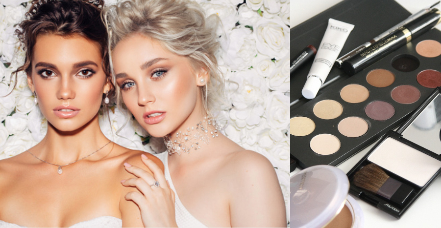 Your bridal makeup look based on your everyday makeup look!