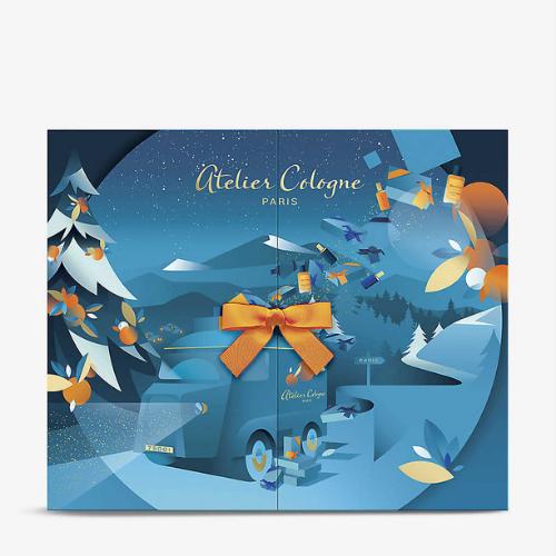 Christmas Beauty Advent Calendars 2020 Atelier Cologne
