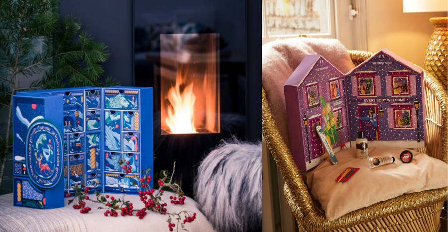 25 beauty advent calendars that will set your beauty-loving hearts afluttering