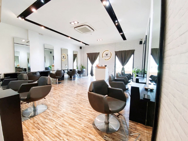 Hair Perm Singapore White Salon