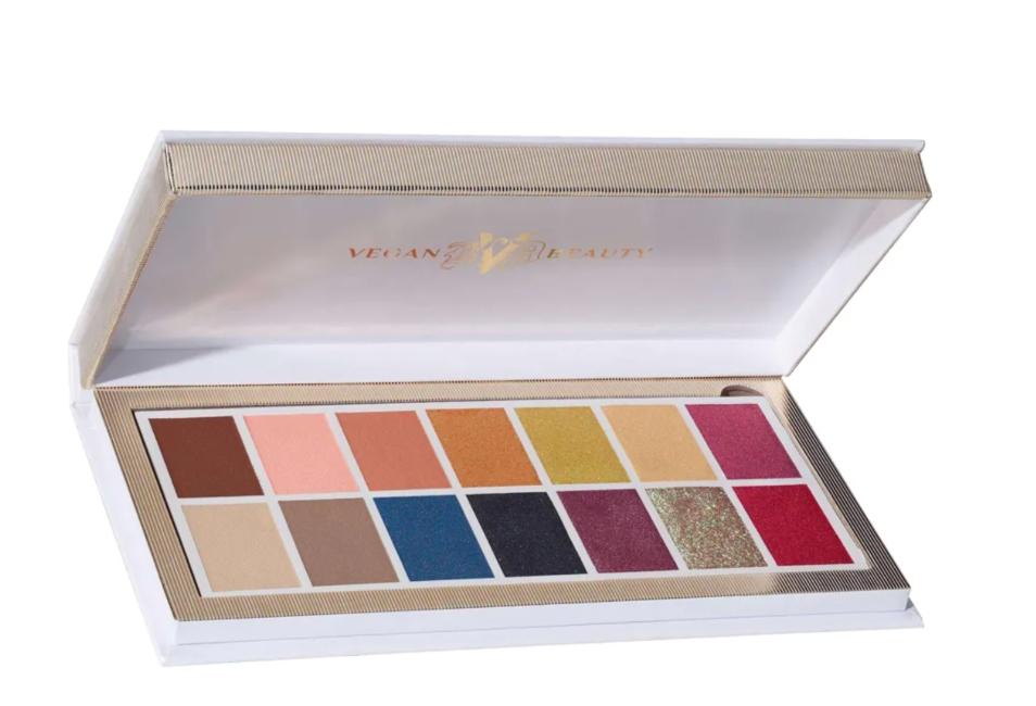 KVD Vegan Beauty Edge of Reality Fully Recyclable Eyeshadow Palette