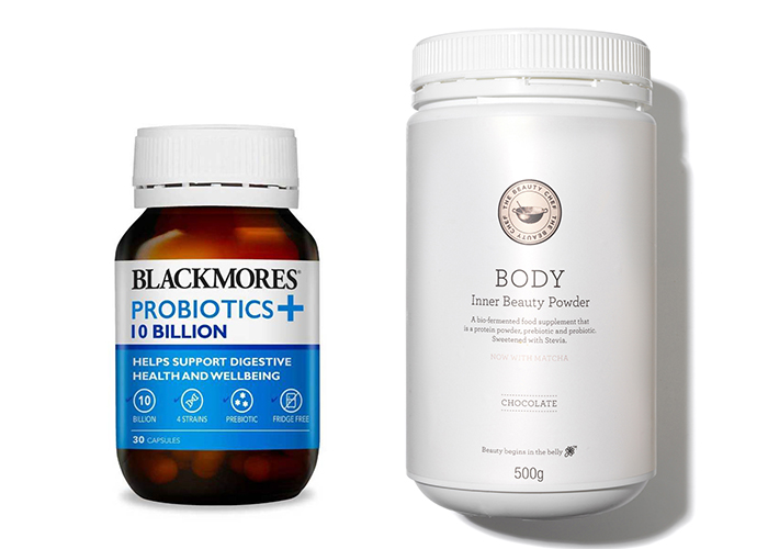 Beauty Resolutions 2021 Probiotic Supplements