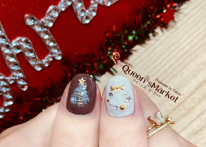 Christmas Nail Art Designs Queen's Market