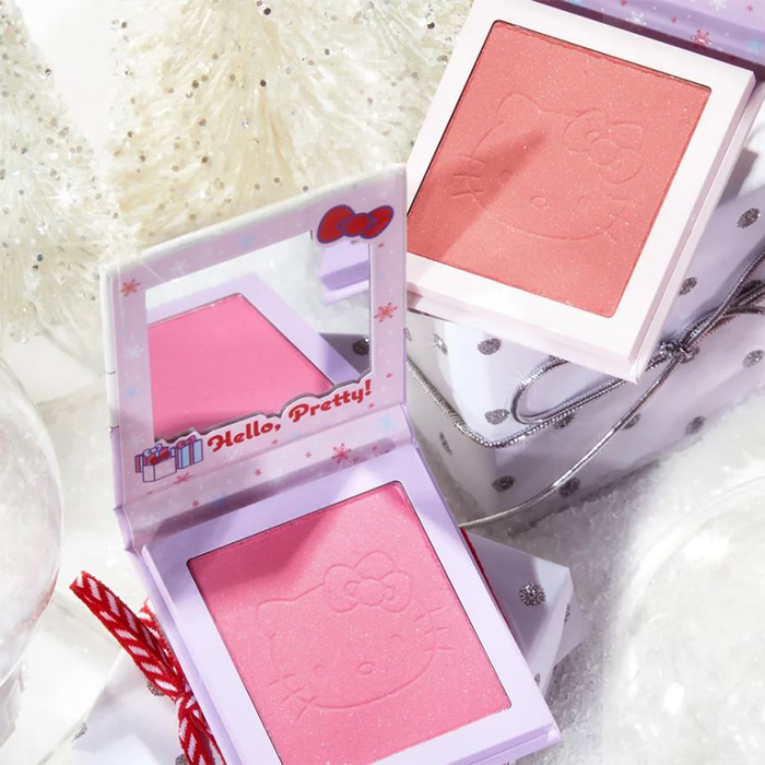 Colourpop Hello Kitty Holiday 2020 Blushes
