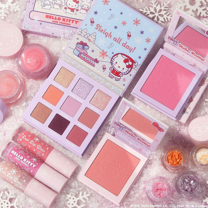 Colourpop Hello Kitty Holiday 2020 Collection