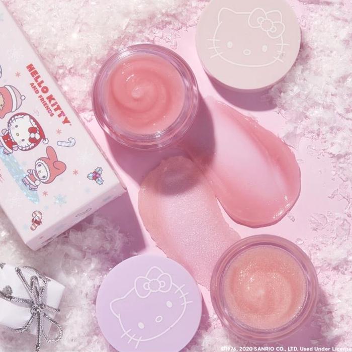 Colourpop Hello Kitty Holiday 2020 Lip Care Kit2