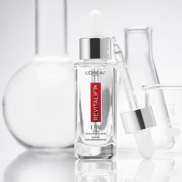 L'oréal Revitalift 1.5% Hyaluronic Acid Serum Bottle