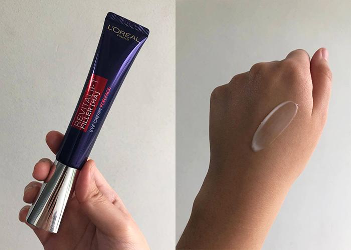 L'oréal Revitalift Hyaluronic Acid Range Review Eye Cream
