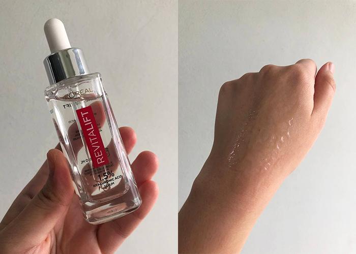 L'oréal Revitalift Hyaluronic Acid Range Review Serum