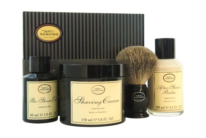 The Art Of Shaving ® Full Size Unscented Shaving Kit