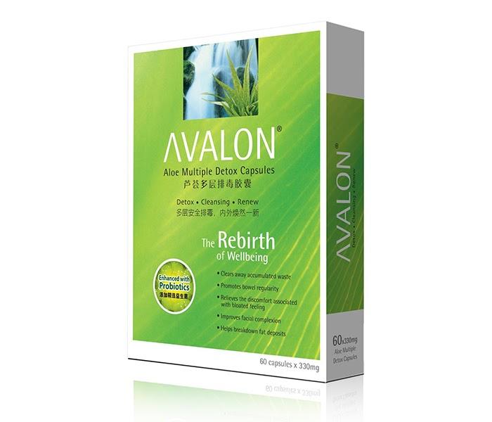 Cny Essentials Avalon Aloe Multiple Detox
