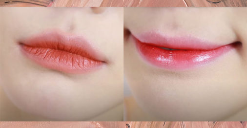3 easy and fast steps to get Korean gradient lips for beginners (2021 edition)