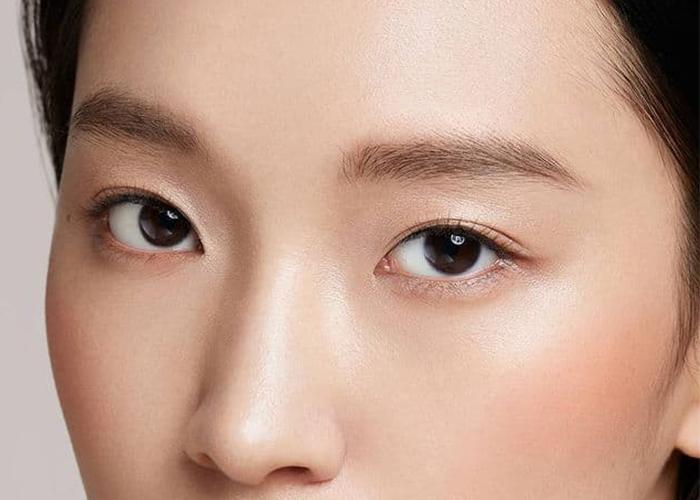 Korean Makeup Trends 2021 Natural Brows Look