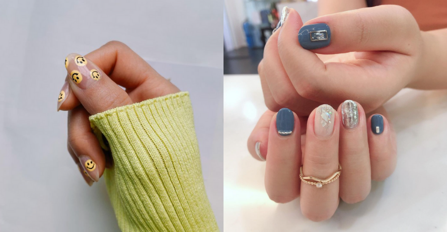 26 chic manicure ideas to nail Pantone's 2021 Colours of the Year