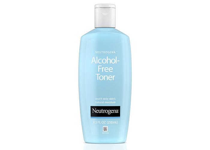 Alcohol Free Toners Neutrogena